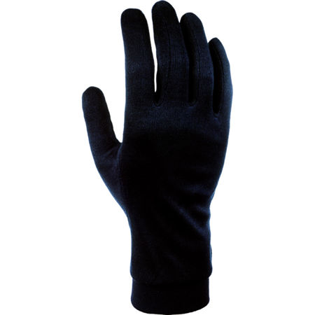 Picture of PODRUKAVICE CAIRN SILK GLOVES JUNIOR BLACK