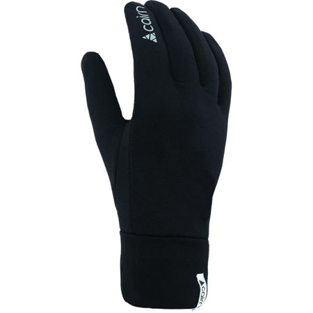 Picture of RUKAVICE CAIRN MERINO TOUCH BLACK
