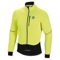 Picture of JAKNA BICYCLE LINE BRETAGNA THERMAL YELLOW FLUO