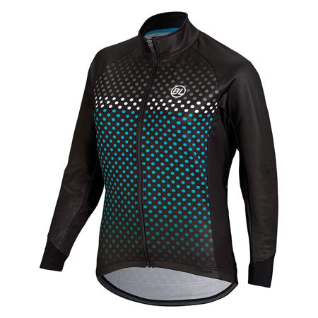 Picture of JAKNA BICYCLE LINE ICONA THERMAL W BLACK