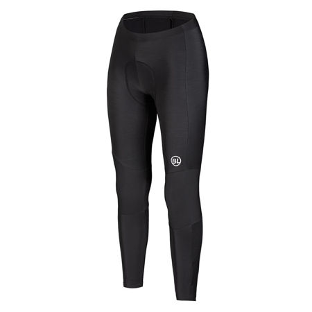Picture of HLAČE BICYCLE LINE LOGIQUE W WINDPROOF BLACK