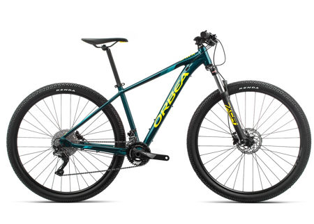 Picture of ORBEA MX 29 20 OCEAN/YELLOW 2020