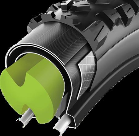 """Picture of UMETAK ZA GUMU VITTORIA AIRLINER M 45MM/2.5"""" GREEN"""
