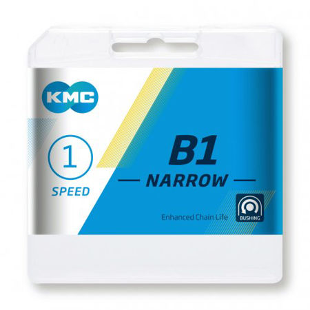 Picture of LANAC KMC B1 NARROW SILVER 112L