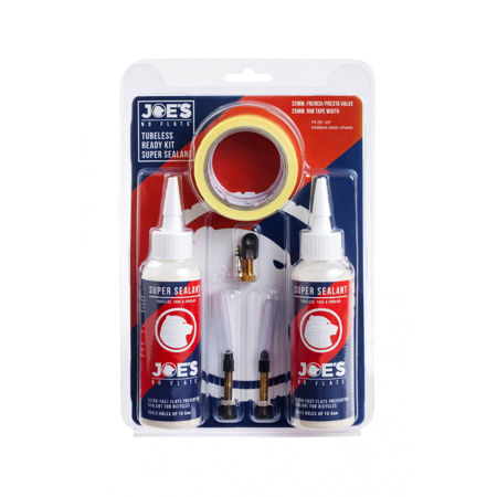 Picture of NO FLATS TUBELESS READY KIT SUPER SEALANT 25mm 180279