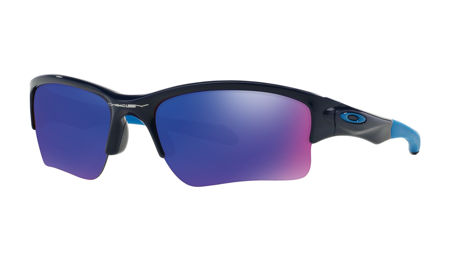 Picture of NAOČALE OAKLEY 9200 04 QUARTER JACKET POLISHED NAVY/POSITIVE RED IRIDIUM