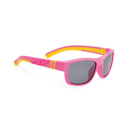 Picture of NAOČALE RPJ ARA PINK/YELLOW SHINY SMOKE BLACK