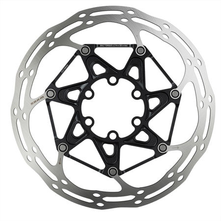 Picture of ROTOR SRAM CENTERLINE 2P 160MM 6R ROUNDED