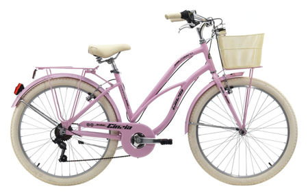 "Picture of Cinzia 26"" MOODY LADY 6B Pastel Pink"