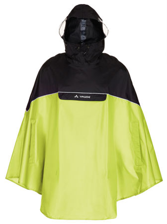 Picture of Jakna Vaude COVERO PONCHO II Lemon