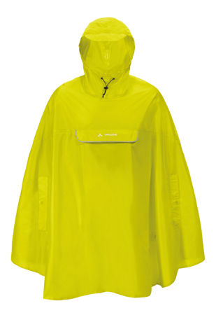 Picture of Jakna Vaude VALDIPINO PONCHO Lemon