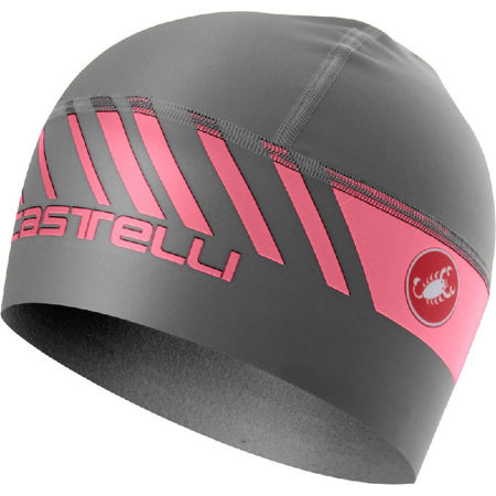 Picture of KAPA CASTELLI ARRIVO 3 THERMO SKULLY DARK GRAY/GIRO PINK