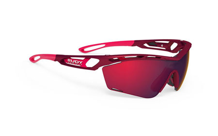 Picture of NAOČALE RUDY PROJECT TRALYX SLIM MULTILASER RED/MERLOT MATTE