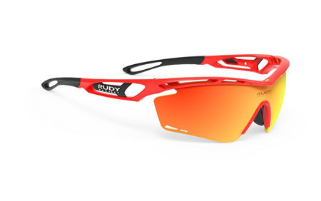 Picture of NAOČALE RUDY PROJECT TRALYX MULTILASER ORANGE/RED FLUO GLOSS