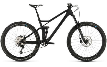 Picture of CUBE STEREO 140 HPC SL 27.5 CARBON´N´GREY 2020