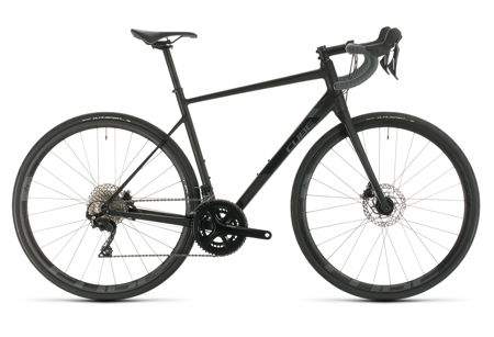 Picture of CUBE ATTAIN SL BLACK´N´GREY 2020