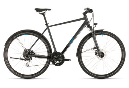 Picture of CUBE NATURE ALLROAD IRIDIUM´N´BLUE 2020
