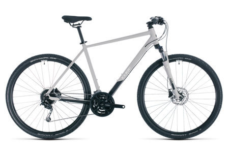 Picture of CUBE NATURE PRO GREY´N´WHITE 2020