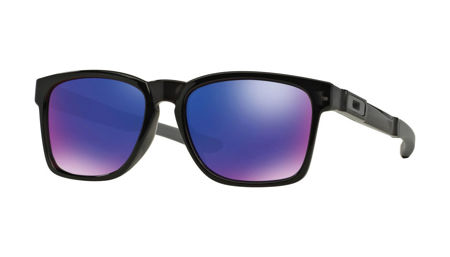 Picture of NAOČALE OAKLEY 9272 06 CATALYST  BLACK INK / Positive Red Iridium