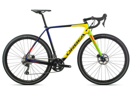 Picture of ORBEA TERRA M30-D YELLOW/BLACK 2020