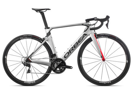 Picture of ORBEA ORCA AERO M30TEAM SILVER/RED 2020