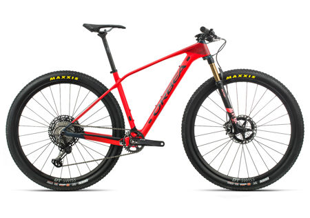 Picture of ORBEA ALMA 29 M-TEAM RED/BLUE 2020