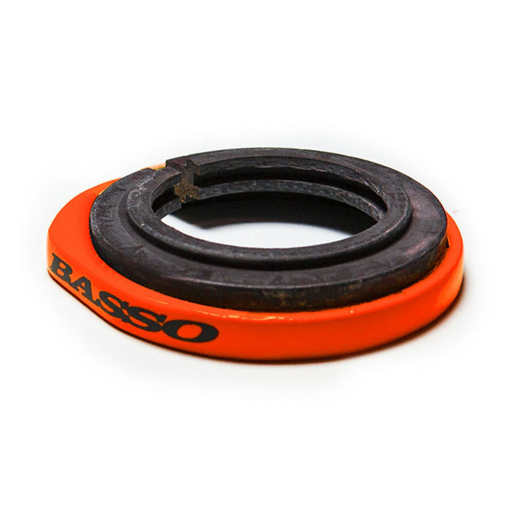 Picture of ODSTOJNI PRSTEN BASSO DIAMANTE 5MM CARBON FLUO ORANGE
