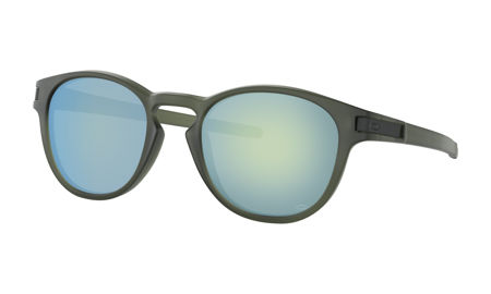 Picture of NAOČALE OAKLEY 9265 05 LATCH MATTE OLIVE INK/EMERALD IRIDIUM