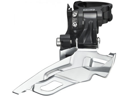 Picture of MJENJAČ I SHIMANO DEORE FD-M610 3X10 TOP SWING/DUAL PULL