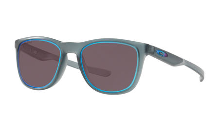 Picture of NAOČALE OAKLEY 9340-15 TRILLBE X MATTE CRYSTAL BLACK/PRIZM GREY SAPPHIRE ALT IRI