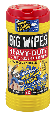 Picture of Big Wipes maramice HEAVY DUTY 80/1
