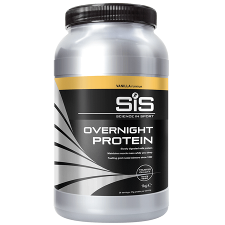 Picture of SIS OVERNIGHT PROTEIN Vanilla Box 1 KG