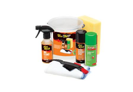 Picture of Set za održavanje bicikla TF2 PIT STOP CLEANING KIT WELDTITE 03044