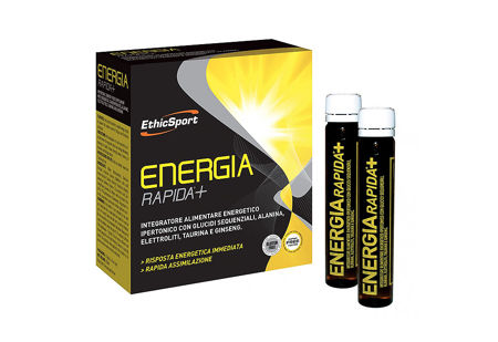 Picture of EthicSport Tekućina ENERGIA rapida + 25ml