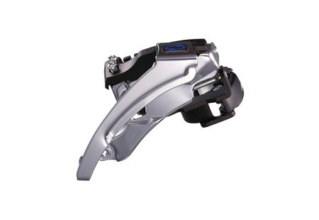 Picture of MJENJAČ I SHIMANO ALTUS FD-M310 7/8B TOP SWING DUAL PULL FOR 42/48