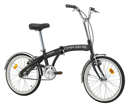 "Picture of Cinzia 20"" CARBIKE Black"