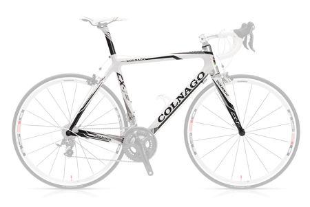 Picture of RAMA COLNAGO CX1 EVO WHITE 54+ VILICA