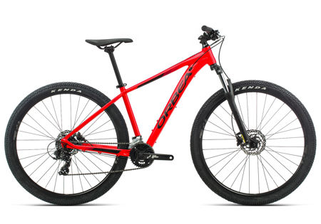 Picture of ORBEA MX 29 50 RED/BLACK 2020