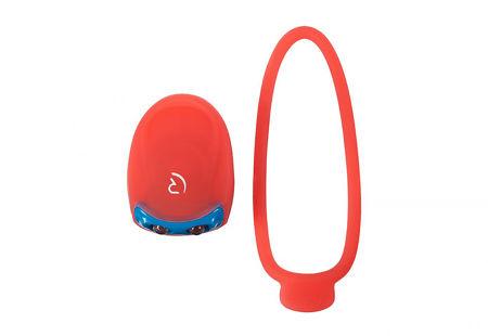 Picture of Bljeskalica prednja RFR 2LED Clip Red/Blue