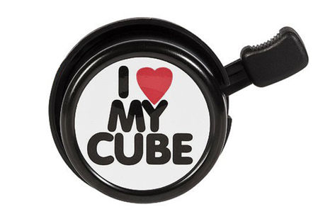 """Picture of Zvono Cube """"I love my Cube"""""""