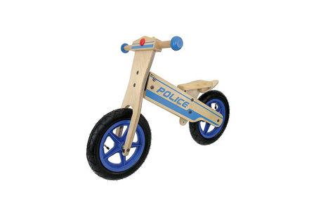Picture of Bicikl dječji drveni POLICE MS 659978