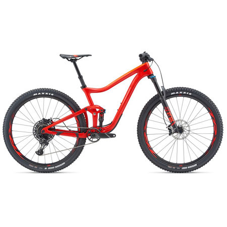 Picture of Giant Trance Advanced Pro 29er 2 crvena 2019
