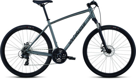 Picture of Specialized Crosstrail Mechanical Disc 2019 charcoal