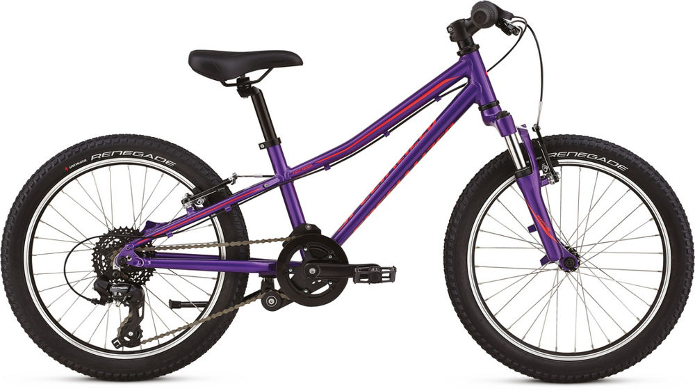 Picture of Specialized Hotrock 20 purple haze