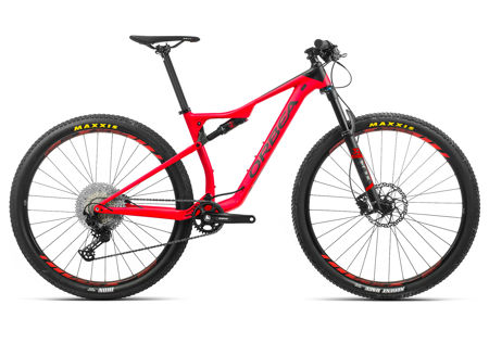 Picture of ORBEA OIZ 29 H30 RED/BLACK 2020