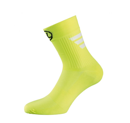 Picture of ČARAPE BICYCLE LINE GRUPPO YELLOW FLUOR