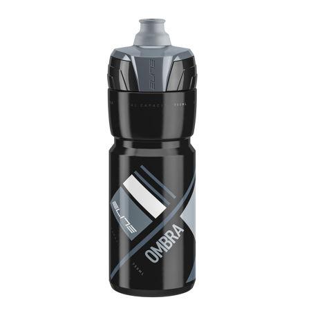 Picture of Bidon OMBRA 750ml Black Grey Logo Elite