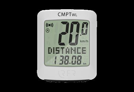 Picture of Ciklokompjuter RFR CMPT Wireless White