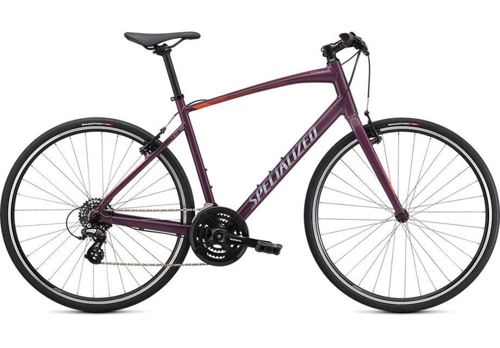 Picture of Specialized Sirrus 1.0 2021 Cast Lilac