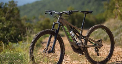 Picture of Specialized Turbo Levo Comp 2019.